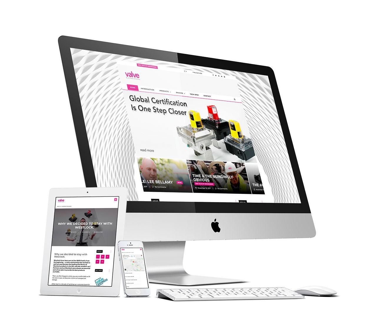 news site design